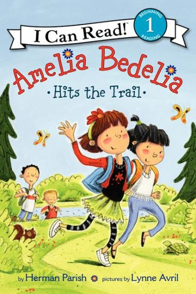 Amelia Bedelia Hits the Trail (I Can Read! Level 1)
