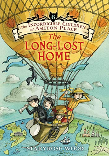 The Long-Lost Home (The Incorrigible Children of Ashton Place, Bk. 6)