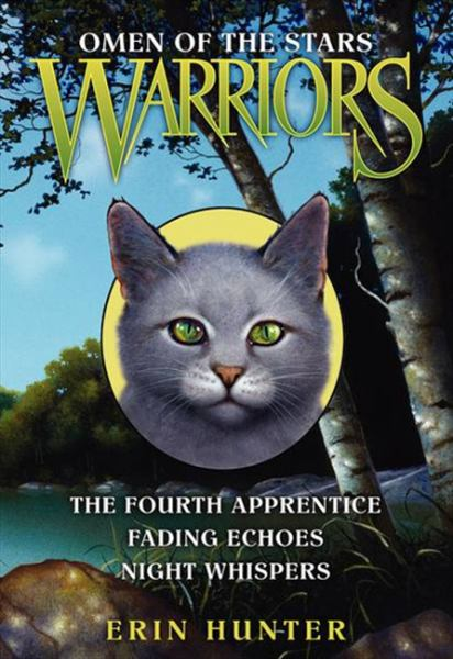 Warriors: Omen of the Stars Box Set (Bk. 1, 2, & 3)