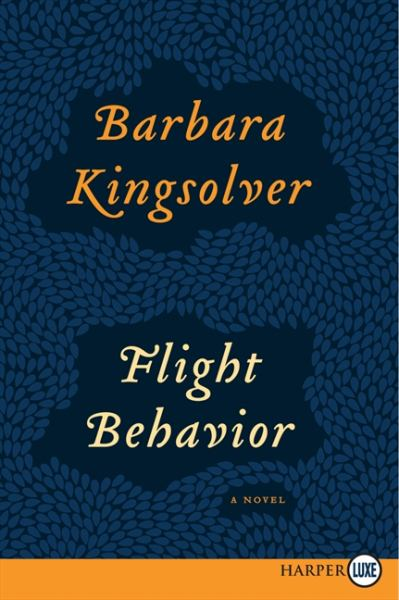 Flight Behavior (Large Print)