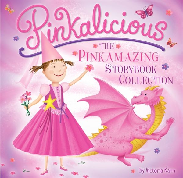 Pinkalicious: The Pink Amazing Storybook Collection