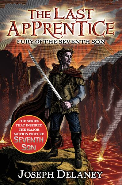Fury of the Seventh Son (The Last Apprentice/Wardstone Chronicles, Bk 13)