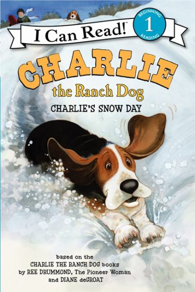 Charlie's Snow Day (Charlie the Ranch Dog, I Can Read! Level 1)