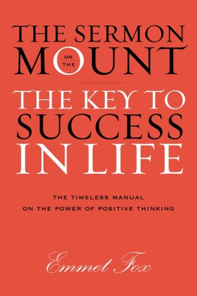Sermon on the Mount: The Key to Success in Life