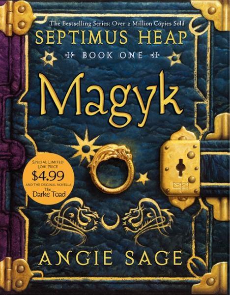 Magyk (Septimus Heap, Bk.1)