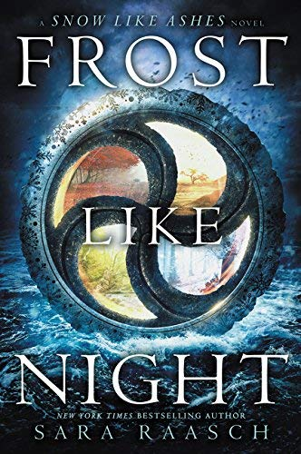 Frost Like Night (Snow Like Ashes, Bk. 3)
