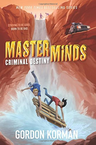 Criminal Destiny (Master Minds, Bk. 2)