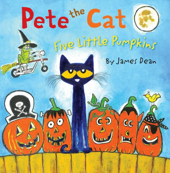 Five Little Pumpkins (Pete the Cat)