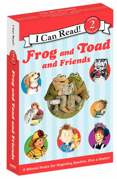 Frog and Toad and Friends (I Can Read, Level 2)