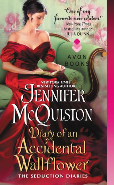 Diary of an Accidental Wallflower (Seductions Diaries)