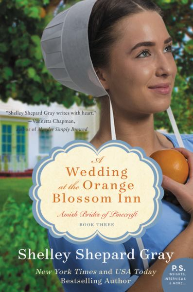 A Wedding at the Orange Blossom Inn (The Pinecraft Brides, Bk. 3)