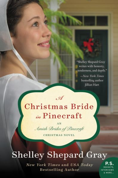A Christmas Bride in Pinecraft (The Pinecraft Brides)