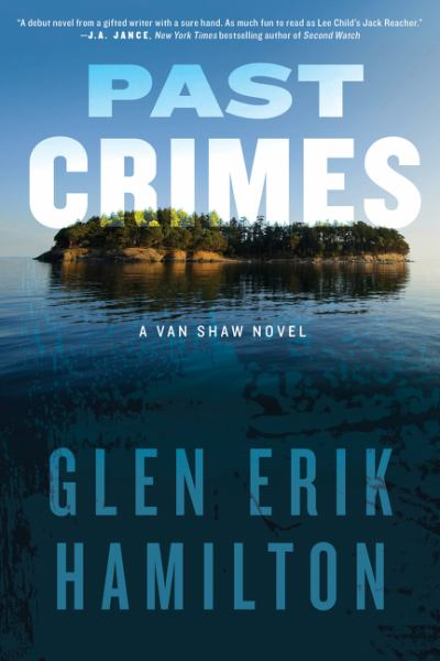 Past Crimes (A Van Shaw Novels)
