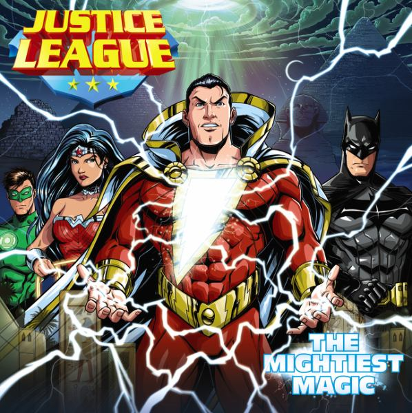 The Mightiest Magic (Justice League)
