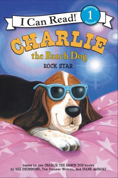 Charlie the Ranch Dog: Rock Star (I Can Read Level 1)