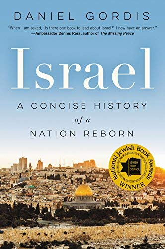 Israel:  A Concise History of a Nation Reborn