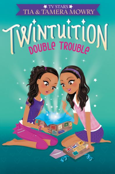 Double Trouble (Twintuition, Bk. 2)