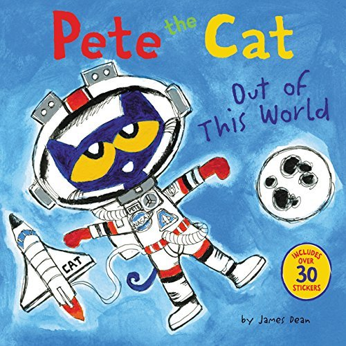 Out of This World (Pete the Cat) - BookOutlet.ca