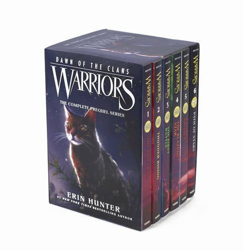 Warriors: Dawn of the Clans Box Set (Volumes 1 to 6)