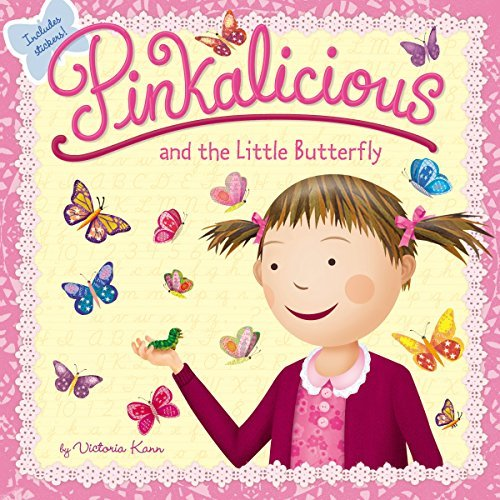 Pinkalicious and the Little Butterfly