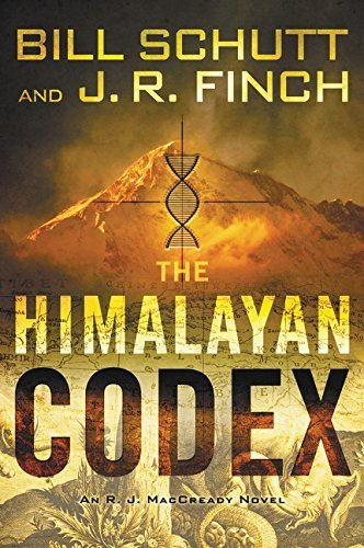 The Himalayan Codex (An R. J. MacCready Novel)