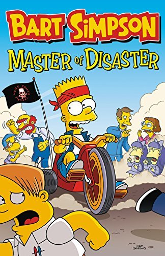 Bart Simpson: Master of Disaster (Simpsons)