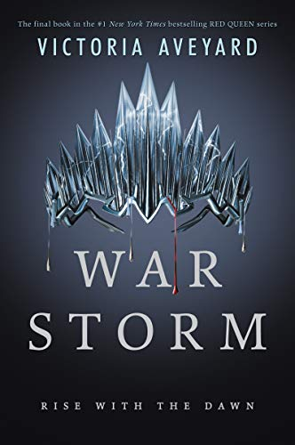 War Storm (Red Queen, Bk. 4)
