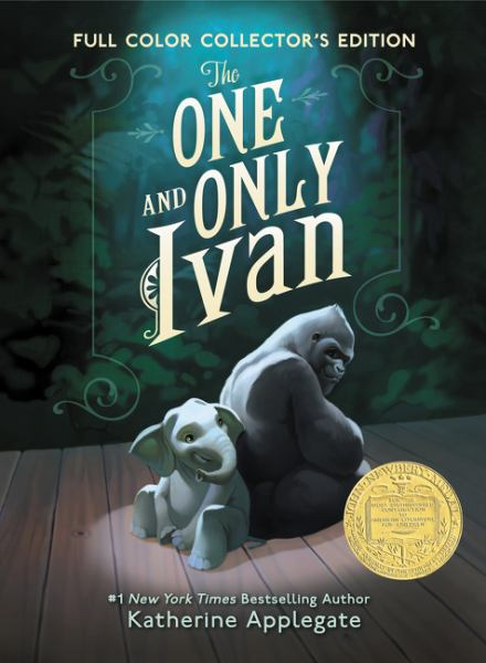The One and Only Ivan (Full-Color Collector's Edition)