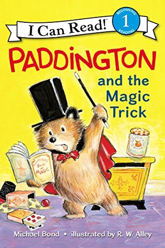 Paddington and the Magic Trick (I Can Read, Level 1)