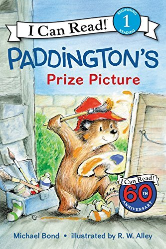 Paddington's Prize Picture (I Can Read! Level 1)