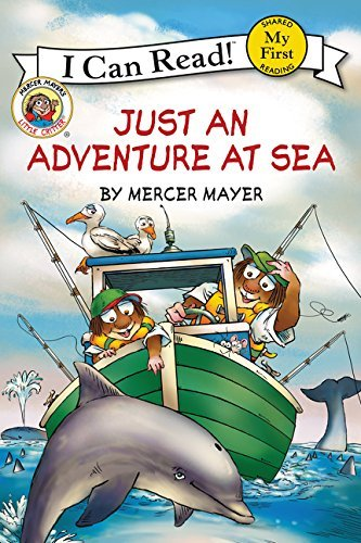 Just An Adventure At Sea (My First I Can Read!)