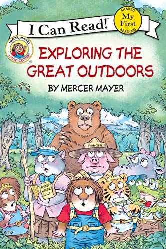 Little Critter: Exploring the Great Outdoors (My First I Can Read)