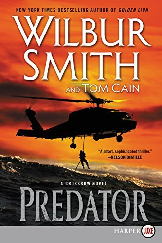 Predator (A Crossbow Novel, Large Print)