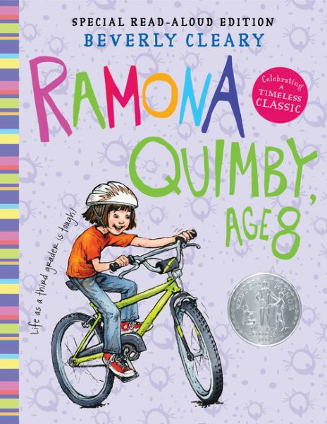 Ramona Quimby, Age 8 (Special Read-Aloud Edition)
