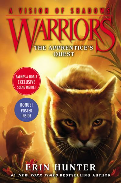 The Apprentice's Quest (Warriors: A Vision of Shadows, Bk.1)