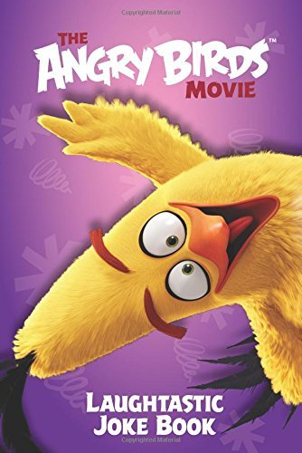 Laughtastic Joke Book (Angry Birds Movie)