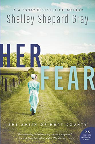 Her Fear (Amish of Hart County, Bk.5)