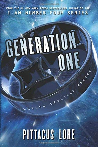 Generation One (Lorien Legacies Reborn, Bk. 1)