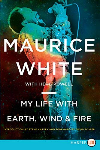 My Life with Earth, Wind & Fire (Large Print)