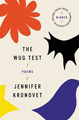 The Wug Test: Poems (National Poetry Series)