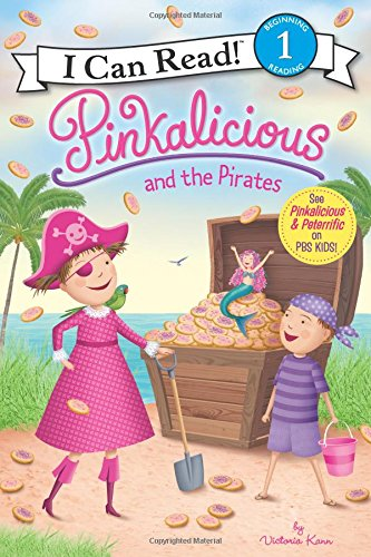 Pinkalicious and the Pirates (I Can Read Level! 1)