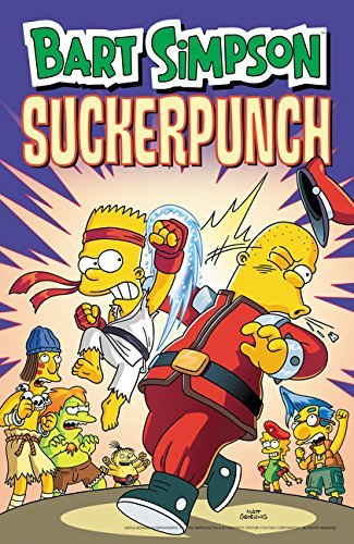 Bart Simpson Suckerpunch