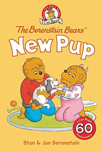 The Berenstain Bears' New Pup (I Can Read! Level 1)