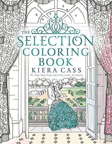 The Selection Coloring Book Bookoutlet Com