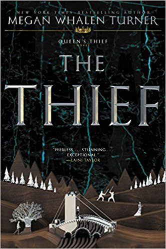 The Thief (Queen's Thief, Bk. 1)