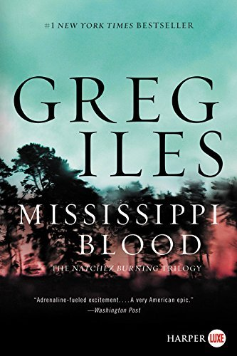 Mississippi Blood (Large Print)