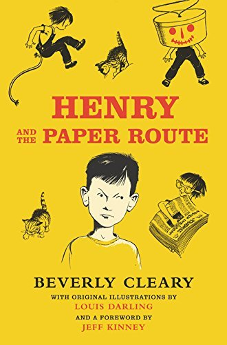 Henry and the Paper Route (Henry Huggins)