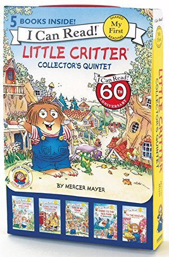 Little Critter Collector's Quintet (My First I Can Read! 5 Book Set)