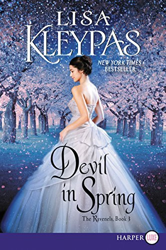 Devil in Spring (The Ravenels, Bk. 3 - Large Print)