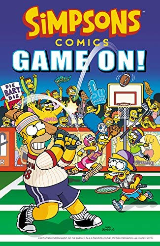 Game On! (Simpsons Comics)